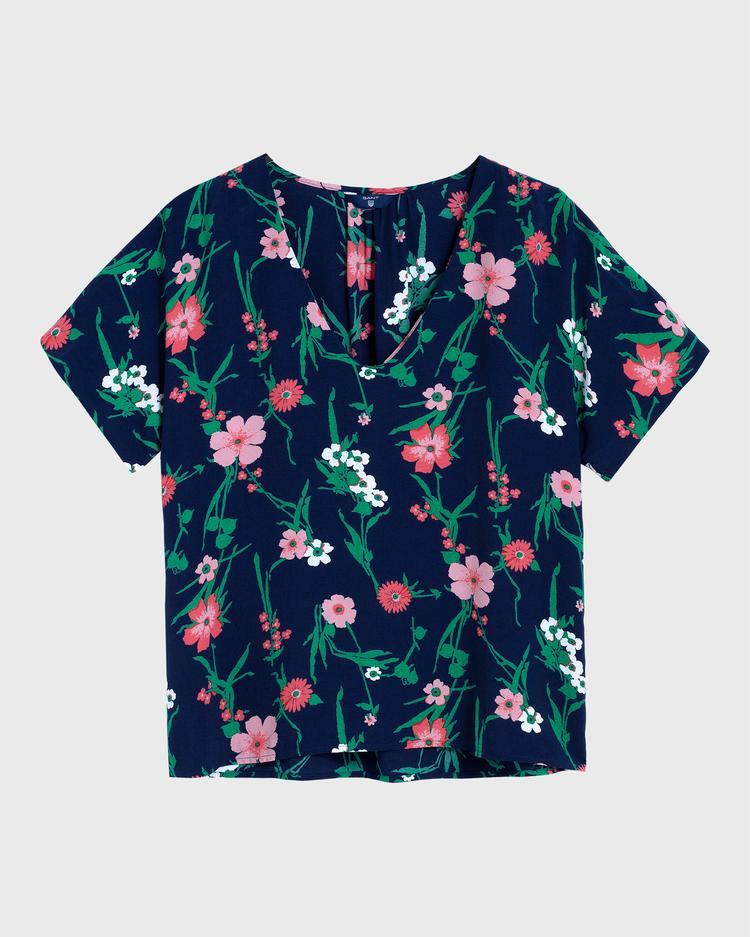 GANT Kadın Lacivert Bluz