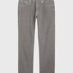 GANT Erkek Gri Regular Denim Pantolon