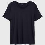 GANT Kadın Lacivert Lightweight T-Shirt