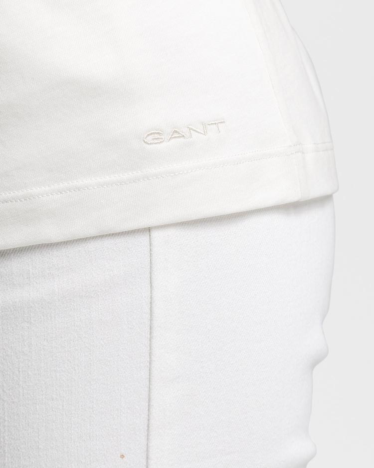 GANT Kadın Krem Rengi Bluz