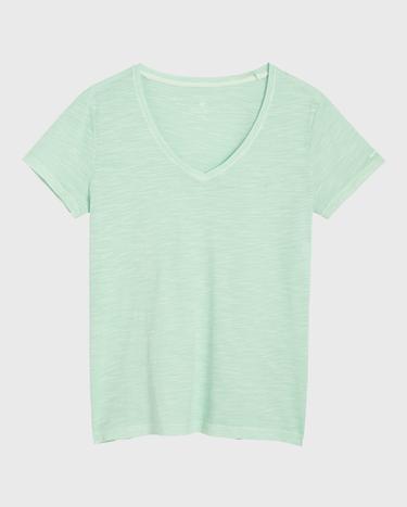 Gant Kadın Yeşil T-Shirt