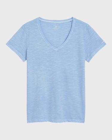 GANT Kadın Açık Mavi T-Shirt