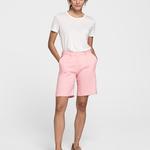 GANT Kadın Krem Rengi Lightweight T-Shirt