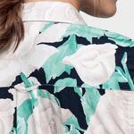 GANT Kadın Krem Rengi Floral Gömlek