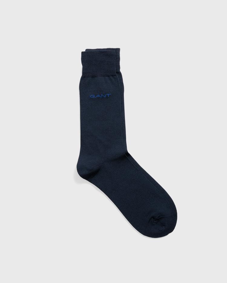 GANT Erkek Lacivert Merserize Çorap