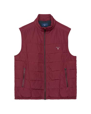 Gant Erkek Bordo The Cloud Vest Mont