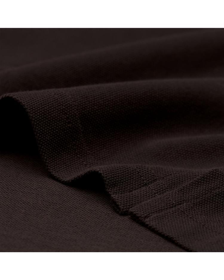 Gant Original Piqué Regular Erkek Kahverengi Polo