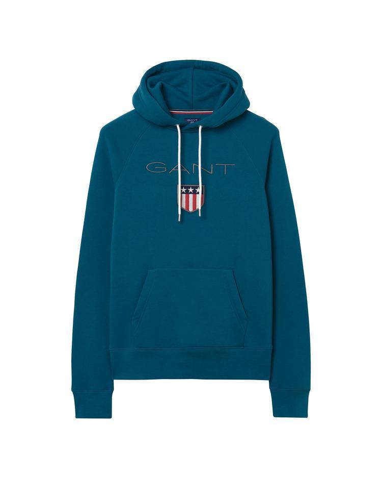 Erkek Mavi Sweatshirt
