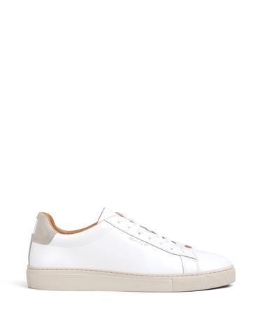 GANT Erkek Beyaz Major Sneaker