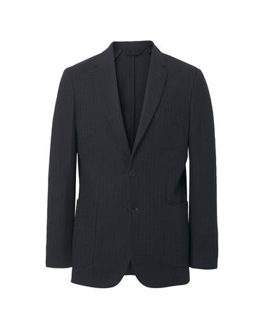 Erkek Siyah Slim Ceket