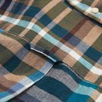 Gant Erkek Tech Prep Kahverengi Kareli Gömlek