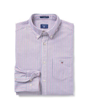 Erkek Renkli Oxford Two Gömlek