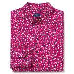 GANT Kadın Desenli Pembe Gömlek