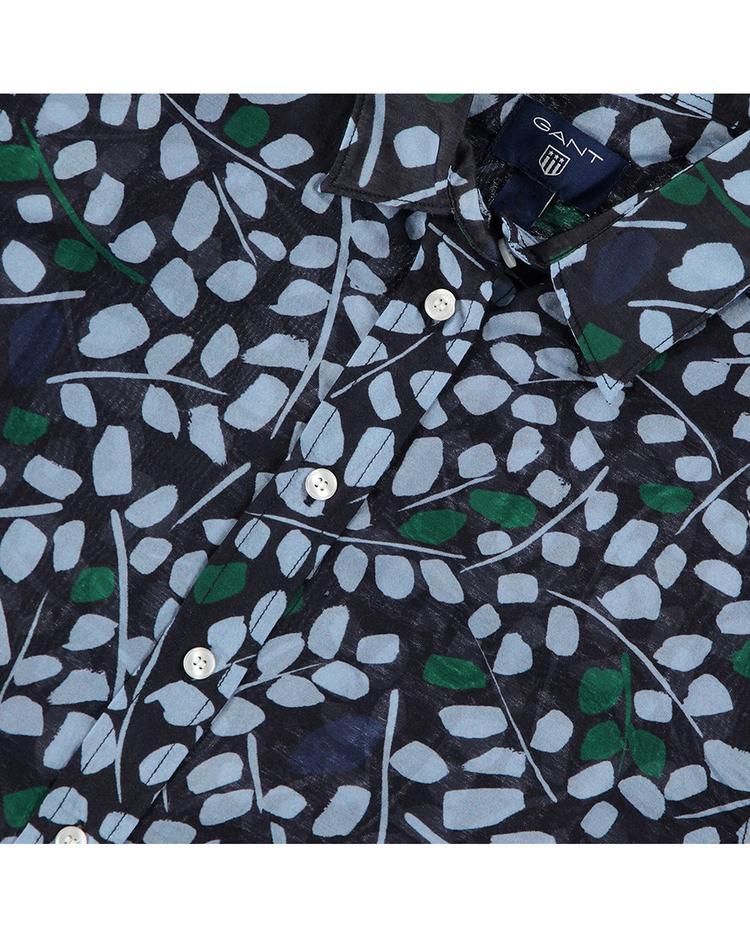 GANT Kadın Lacivert Gömlek