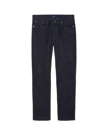 Erkek Gri Slim Pantolon Pantolon