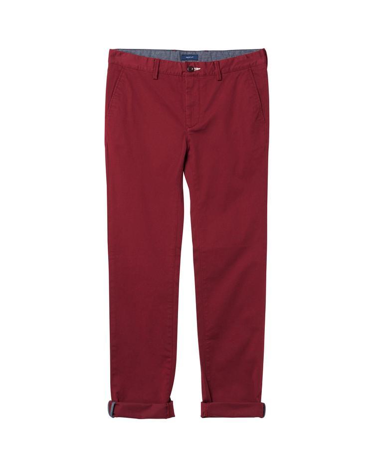 Erkek Çocuk Bordo Pantolon