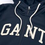GANT Kadın Lacivert Logolu Sweatshirt