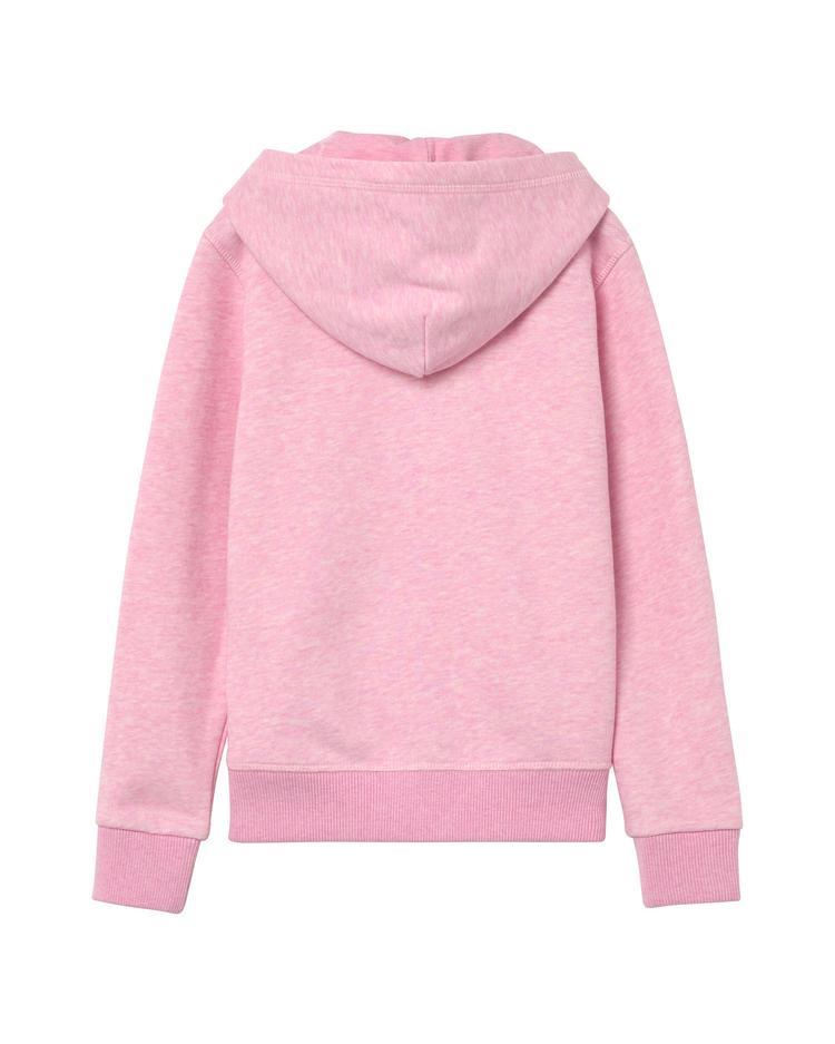 Çocuk Pembe Kids Logo Full Sweatshirt