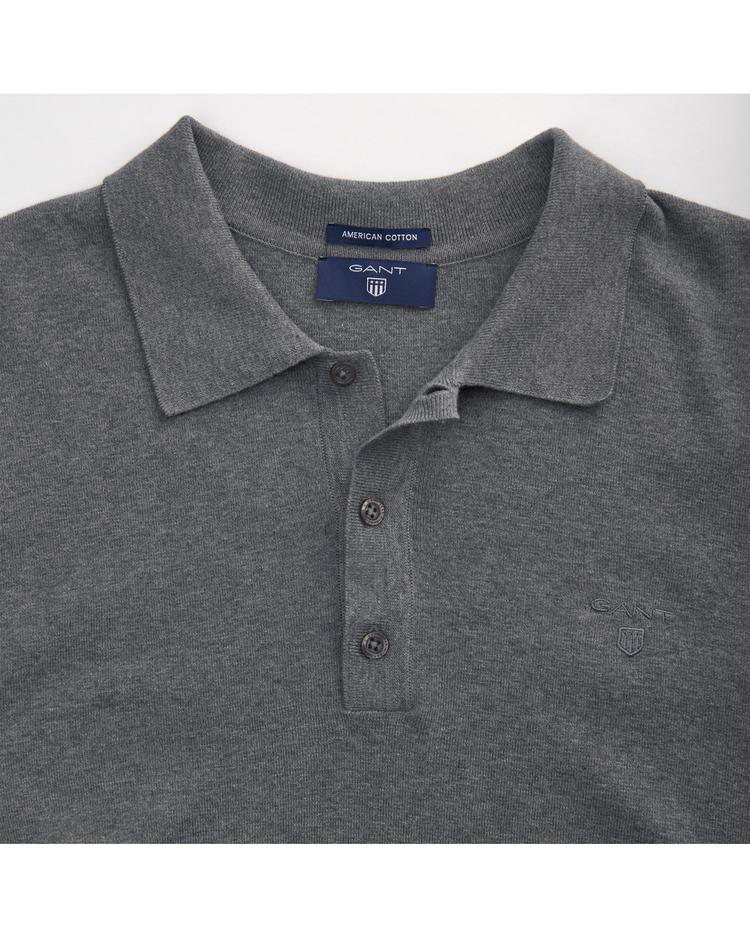 Erkek Gri American Cotton Triko