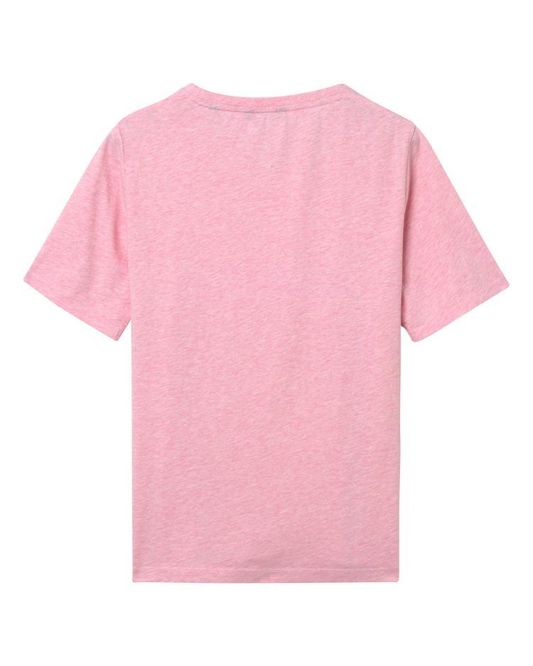 Kadın Pembe Logolu Tshirt