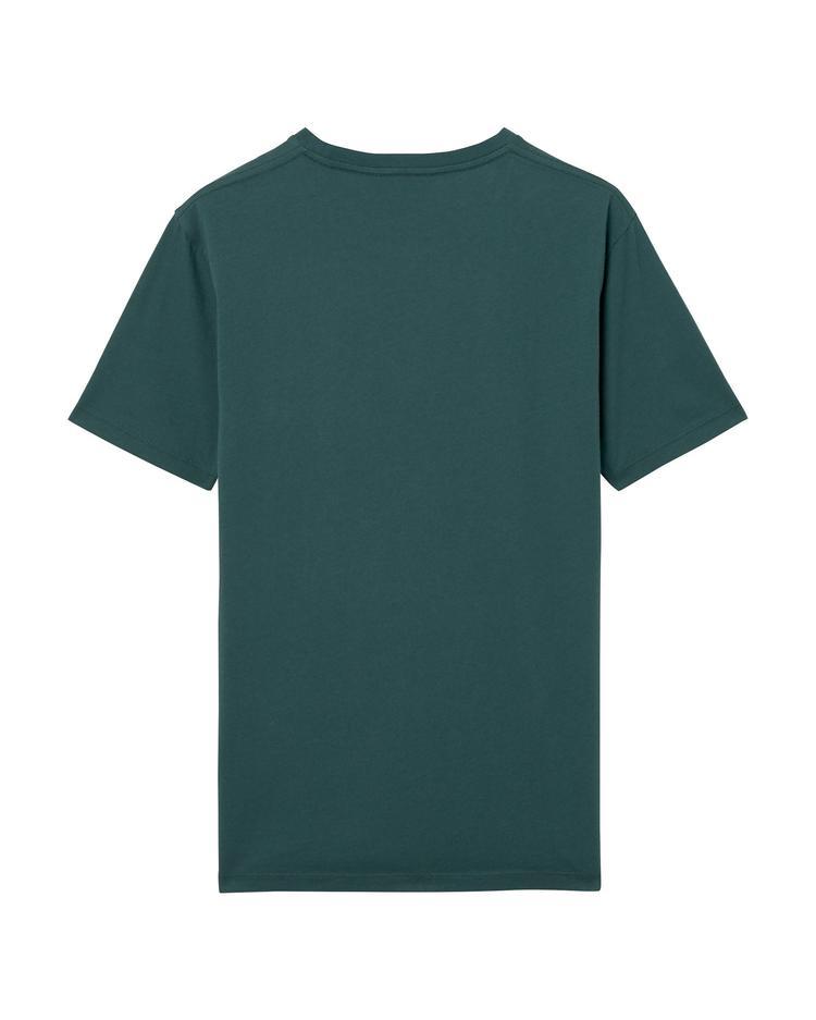 Çocuk Yeşil Teen Boys Shield Logolu Tshirt