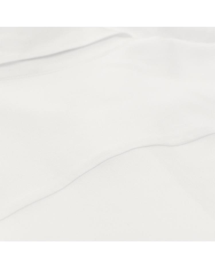 Kadın Beyaz Featherweight Twill Blouse Gömlek