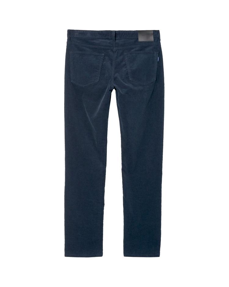 GANT Erkek Slim Cord Lacivert Pantolon