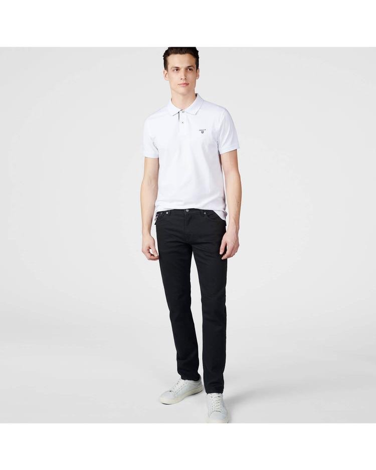 Erkek Siyah Slim Jean Pantolon