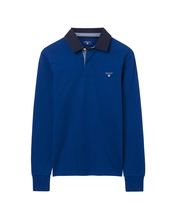 GANT Erkek Mavi The Original Heavy Sweatshirt