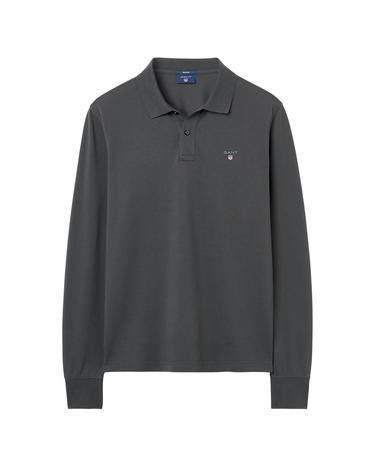 Gant Original Piqué Erkek Gri Polo