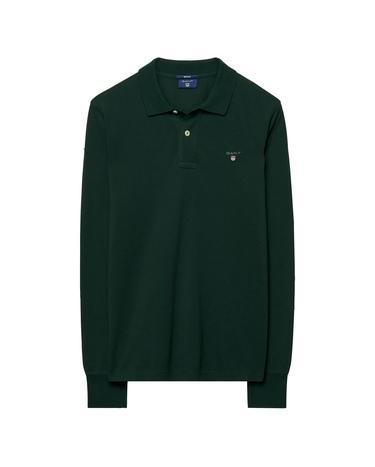 Gant Original Piqué Regular Erkek Yeşil Polo