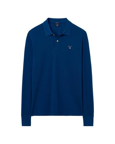 Gant Original Piqué Regular Erkek Lacivert Polo