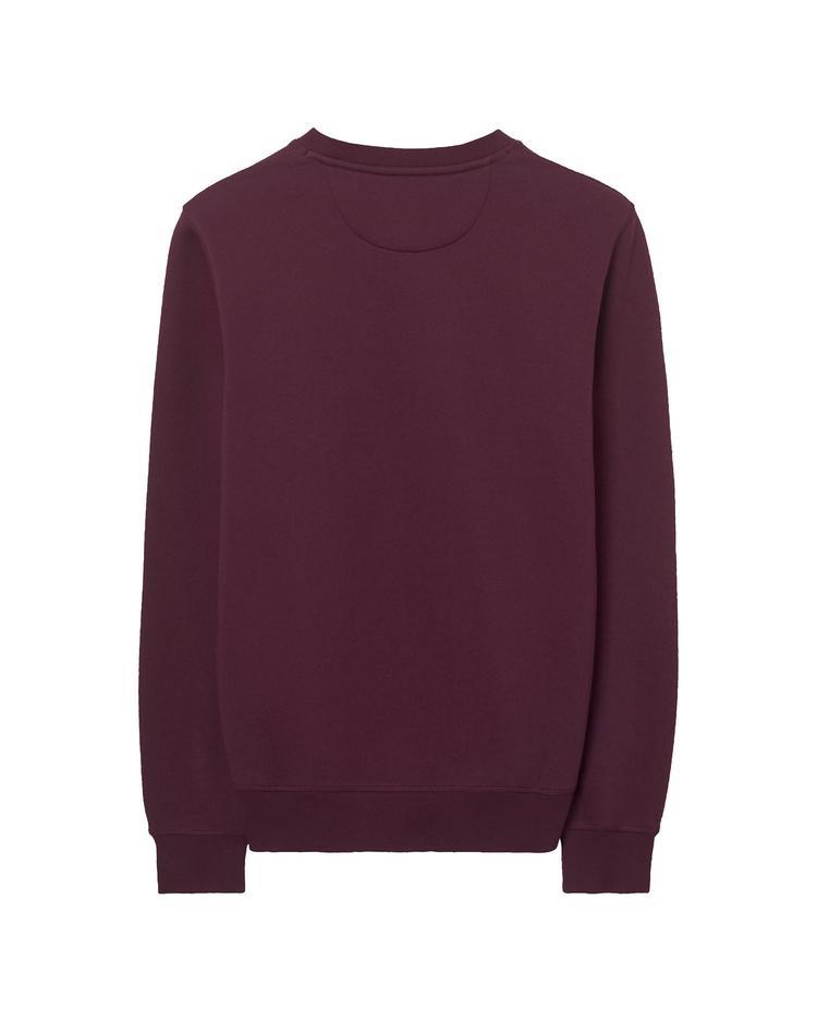 Erkek Bordo Sweatshirt