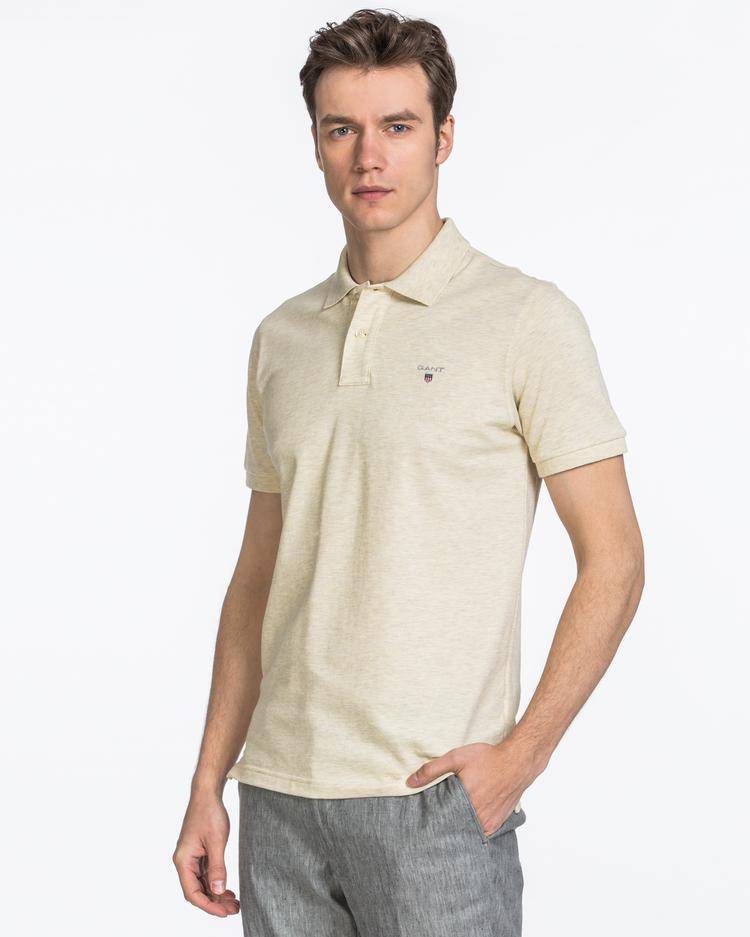 GANT Erkek Regular Fit Pique Polo