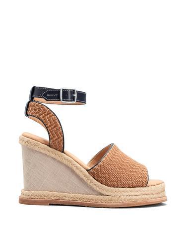Melissa Kahverengi Kadın Ayakkabı