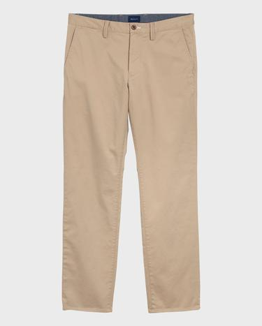 GANT Erkek Regular Twill Chino Pantolon