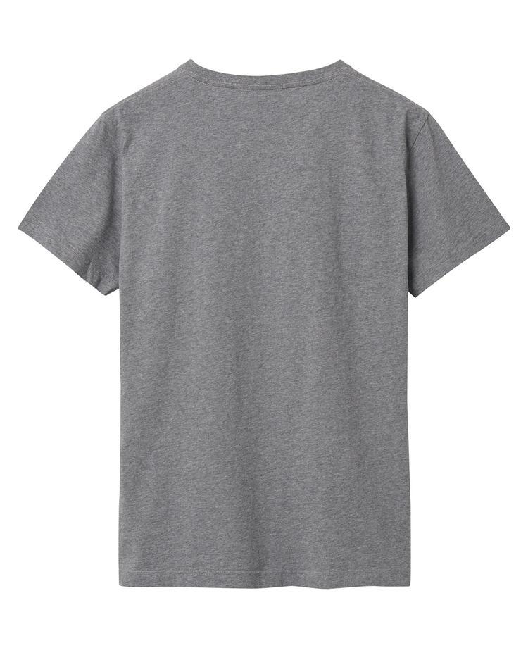 GANT Erkek Gri T-shirt