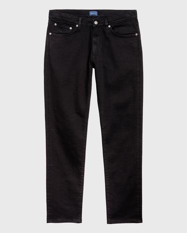 Erkek Siyah Slim Jean