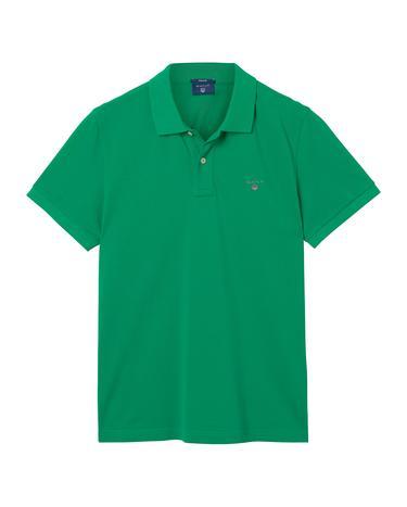 Erkek Yeşil Regular Pike Polo