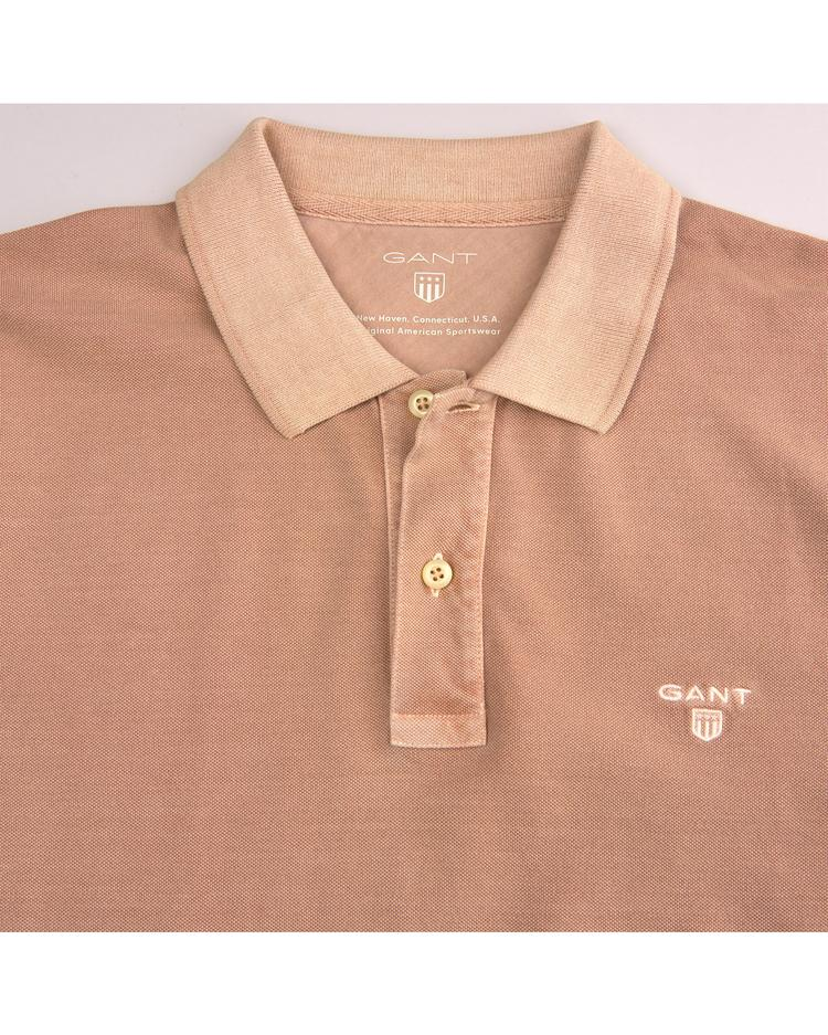 Gant Erkek Vintage Bej Regular Pike Polo