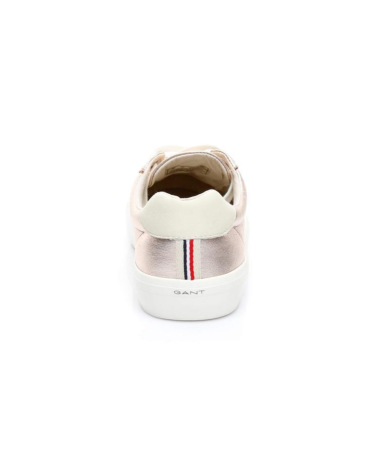 Mary Kadın Metalik Sneaker