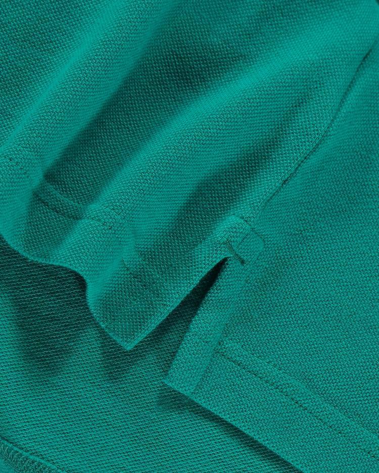Gant Erkek Yeşil Regular Pike Polo