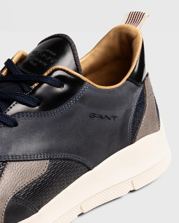 GANT Erkek Delaware Lacivert Sneaker
