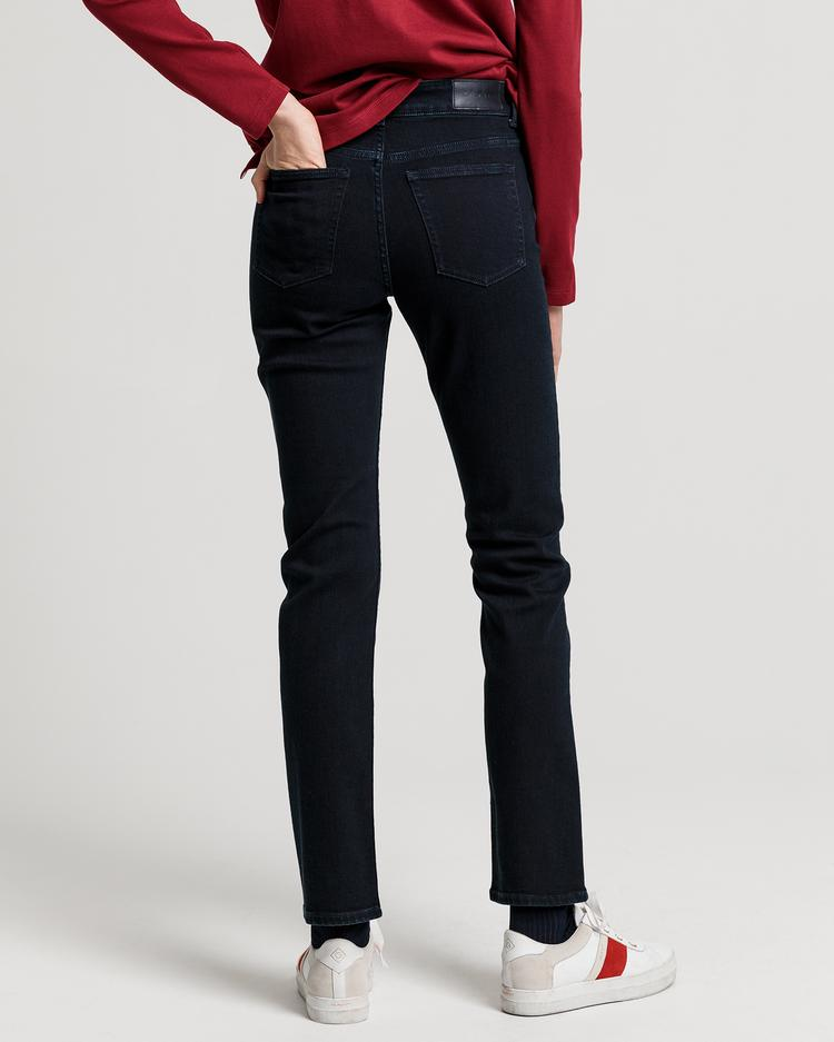 GANT Kadın Lacivert Jean Pantolon