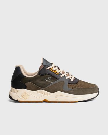 GANT Erkek Portland Kahverengi Sneaker