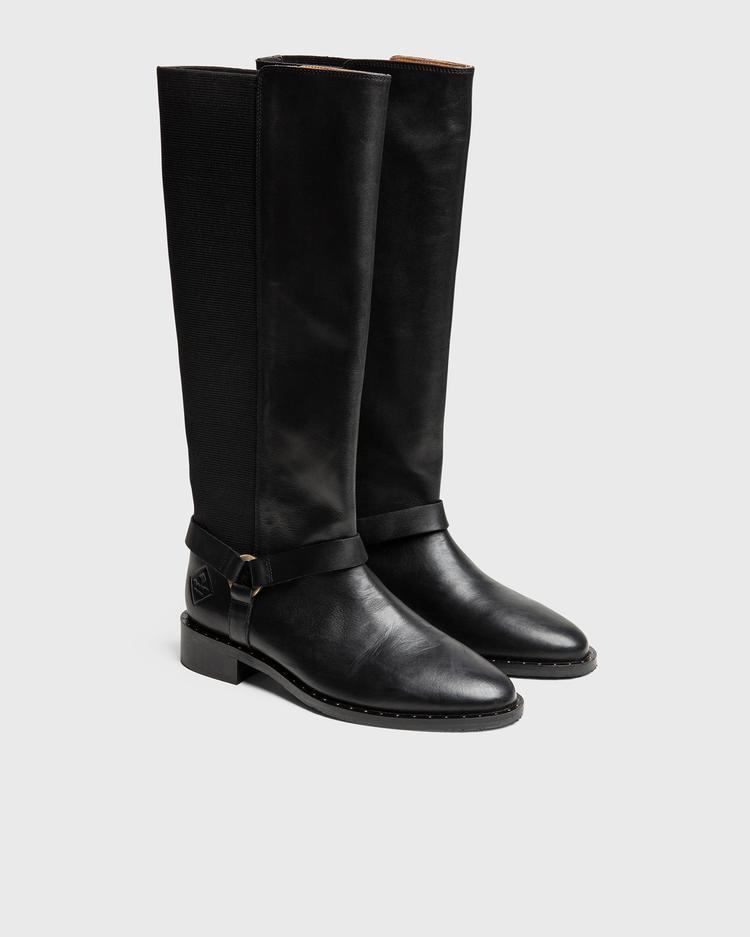 GANT Kadın Hampton Siyah Çizme