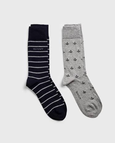 GANT Erkek Gri Çorap