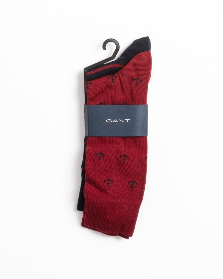GANT Erkek Kırmızı Çorap