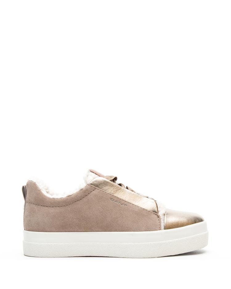 Kadın Bej Geox Sneaker