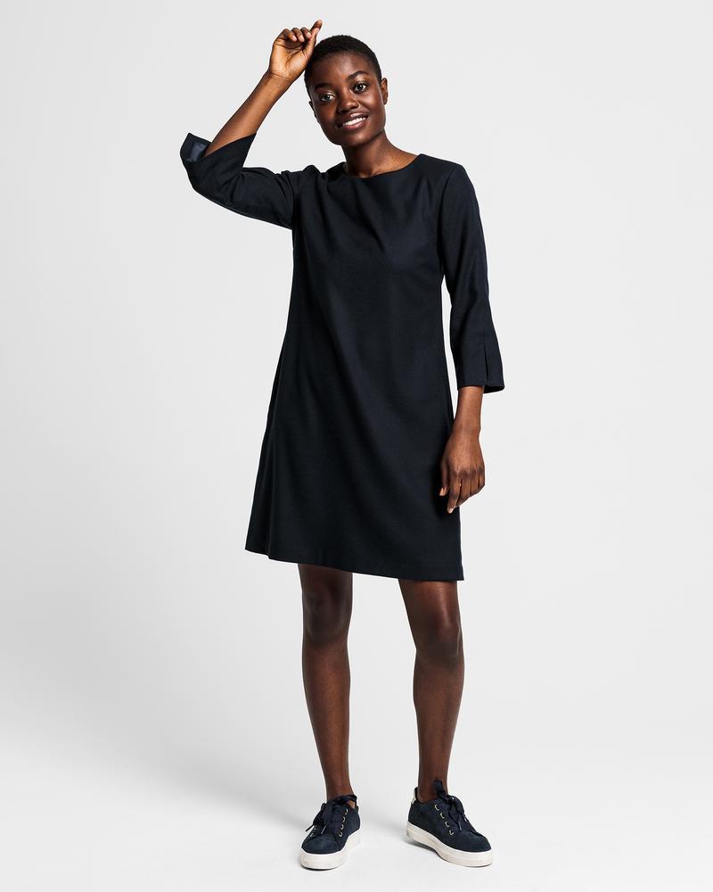 GANT Kadın Lacivert Yünlü Elbise